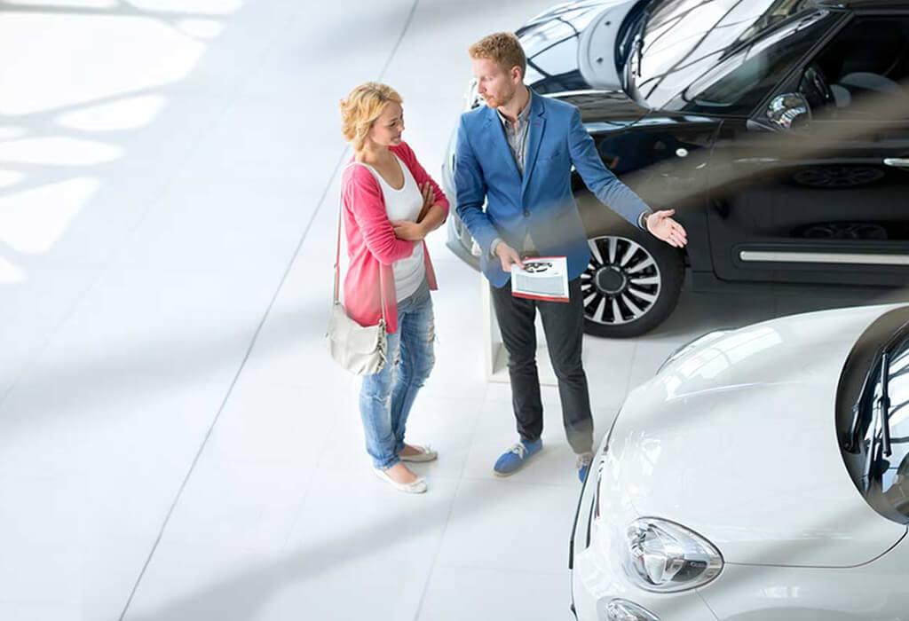 essay on buying a car
