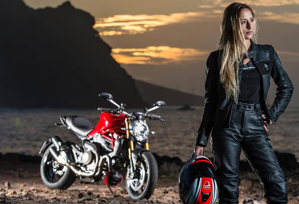 девушка мотоцикл загрузить
